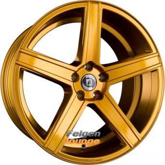 diewe wheels cavo gold 9x20 et30 5x120 65 felgenlounge. Black Bedroom Furniture Sets. Home Design Ideas